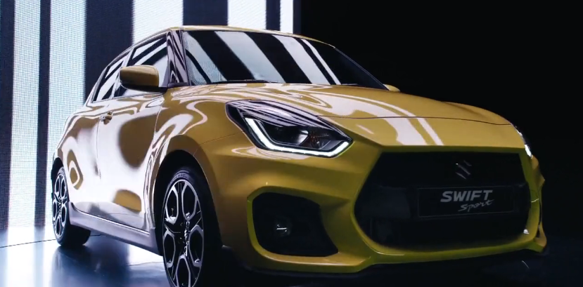 Bringing the New Suzuki Swift Sport to life | Adlabs Global