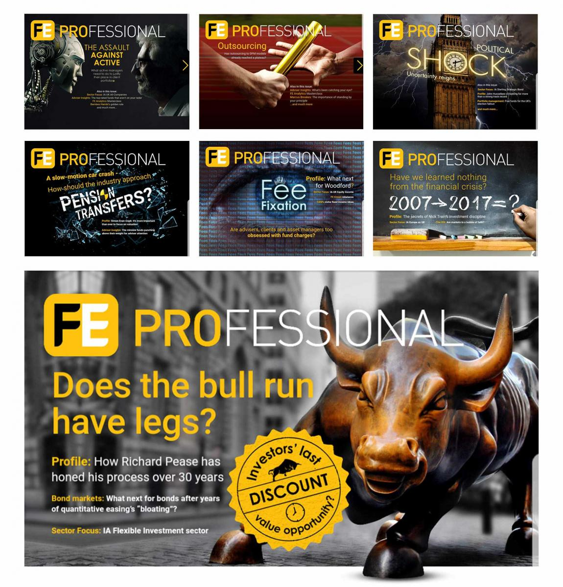 Adlabs Global - monthly issue of FE Professional