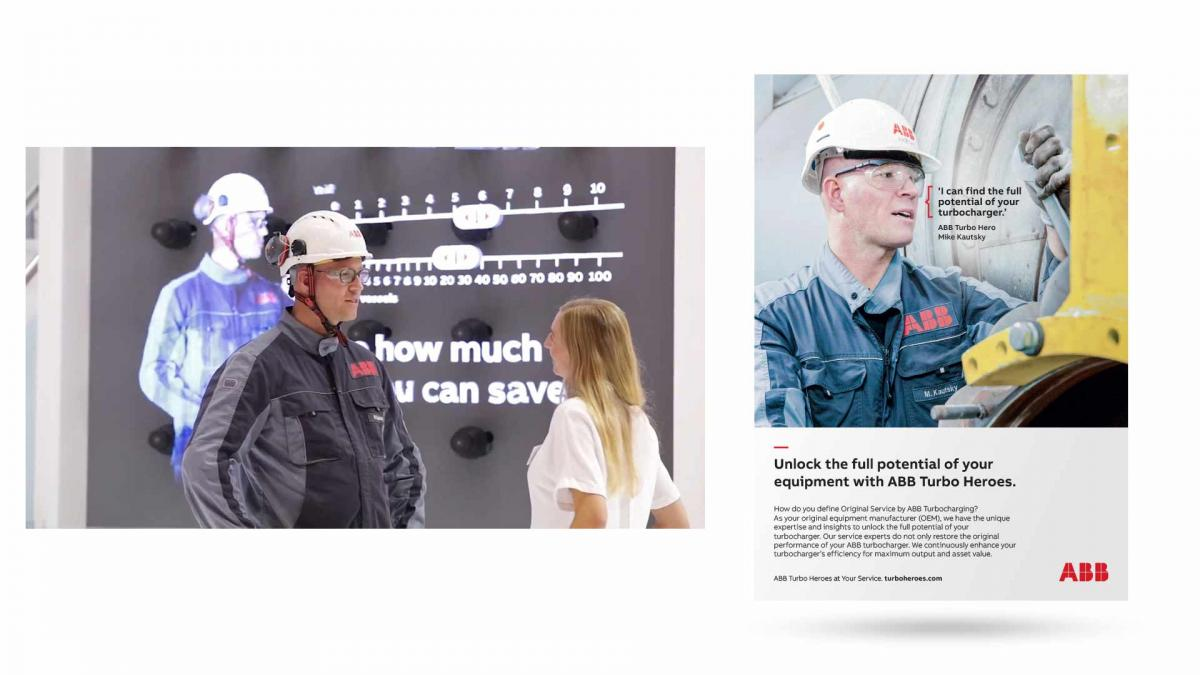 Bringing Heroes and Holograms to reality for ABB | Adlabs Global
